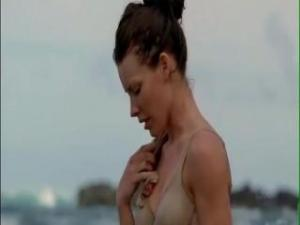 Video Evangeline Lilly Looking Sexy In Lost