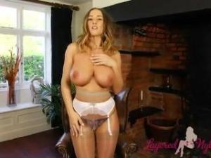 Video Stacey Poole. Strip Pink