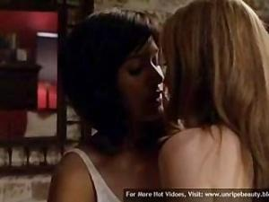 Video Shelley Conn & Anna Torv Lesbian Sex In Mistresses