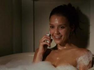 Video Jessica Alba Good Luck Chuck