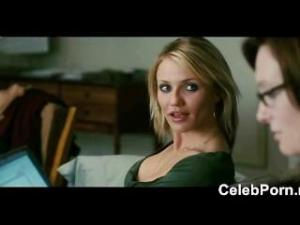 Video Cameron Diaz Teases In Lingerie