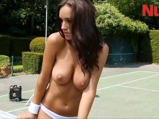 Video Rosie Jones Desnuda En La Pista De Tenis