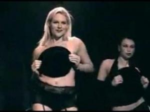 Video Abi Titmuss Tone & Tease After Dark Pts 1&2