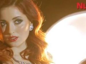 Video Lucy Collett Nuts Birthday Shoot