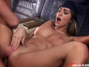 Video August Ames In, Dp Star Sex Challenge