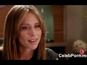 Video Jennifer Love Hewitt In Hot Lacy Lingerie