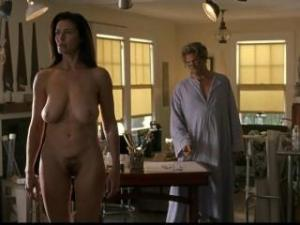 Video Mimi Rogers Nude, Pussy, Big Boobs - The Door En The Floor (2004)