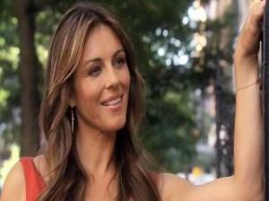 Video Elizabeth Hurley - Gossip Girl