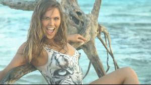 Video Ronda Rousey Desnuda - Bodypainting Si Swimsuit 2016