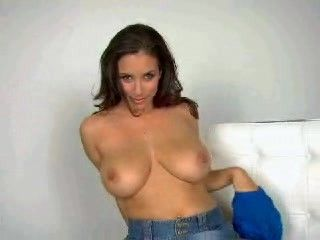 Video Jelena Jensen Plays With Her Melons And Pussy
