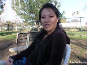 Video Behind The Scenes Interview With Asa Akira, Part 1