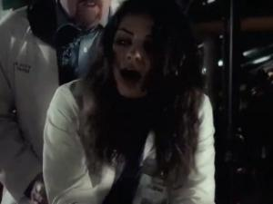 Video Mila Kunis The Angriest Man In Brooklyn Clip