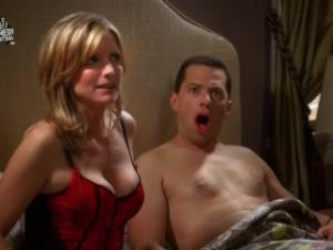 Video Courtney Thorne Smith - Two And A Half Men