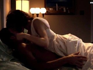 Video Olga Kurylenko - Sex Scene, Topless, Girl On Top - Magic City S01E02 (2012)