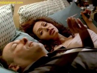 Video Sarah Shahi Nude Sex Scene In The Sopranos Series