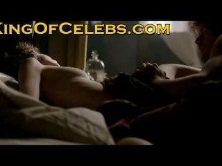 Video Caitriona Balfe And Lotte Verbeek Tits And Ass