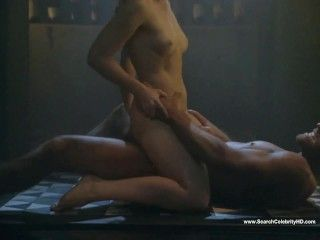 Video Anna Hutchison Desnuda - Spartacus S3e08 (2013)