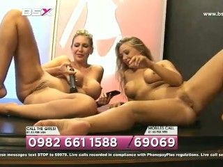 Video Beth, Leigh Darby On Babestation - 07-05-2014 (5)