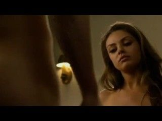 "Video Extended Sex Scene: Mila Kunis In ""friends With Benefits"""