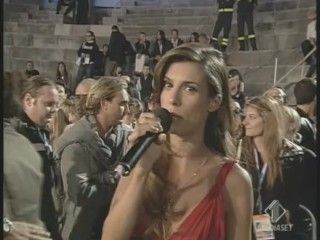 Video Elisabetta Canalis - Festivalbar (2007)