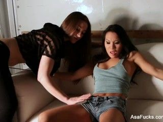 Video Stockholm Syndrome With Asa Akira And Dani Daniels