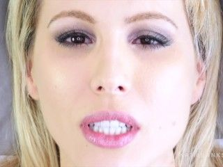 Video Face Fetish Fucking Up Close And Personal With Blonde Katie Banks