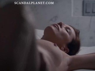 Video Louisa Krause & Anna Friel Nude Lesbian Scene On