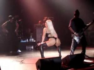 Video Coco Tittys On Stage