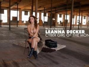 Video Leanna Decker Playboy Cybergirl