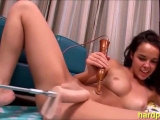 Video Dillion Harper Fucking Machine