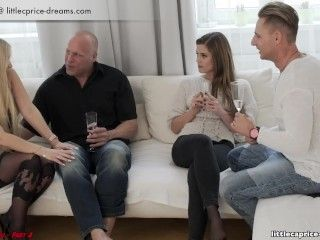 Video Swinger Meeting - Wecumtoyou .4 - Little Caprice, Lena Nitro, Marcello.....