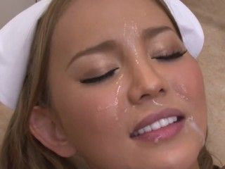 Video Hot Japanese Bukkake Scene