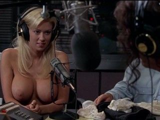 Video Jenna Jameson - Naked In A Radio Studio - Private Parts (1997)