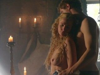 Video Rebecca Ferguson Sex Scene The White Queen (No Music)