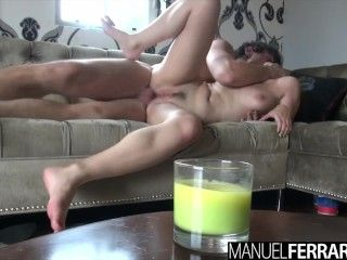 Video Manuel Ferrara - Valentina Nappi In French Italian Fuckfest