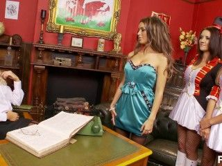 Video Gemma Masseys Lady Days - Scene 2