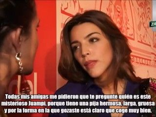 Video Celebrity Gangbang Argentina 1X12: Calu Rivero
