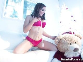Video Natasha Nice Horny Holiday Thief
