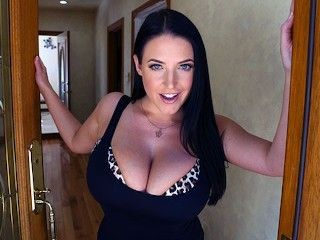 Video Propertysex - Busty Real Estate Agent Angela White Hungry For Cock