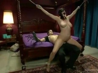 Video Holly Michaels Is Bound And Fucked Hard