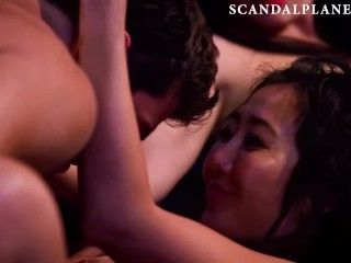 Video Jordyn Chang & Roxane Mesquida Nude Sex Scene