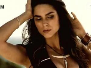 Video Fernanda Machado - Making Of Gq