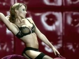 Video Kylie Minogue - Agent Provocateur (1080P)