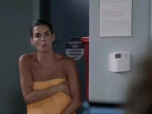 Video Angie Harmon Topless & Covered Nude