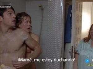 Video Kimberley Tell Desnuda En La Ducha