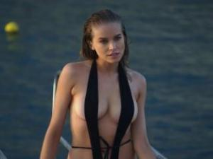Video Tanya Mityushina Nude, Topless - Si Swimsuit Issue 2016