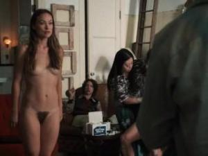 Video Olivia Wilde Naked In Vinyl S01E06