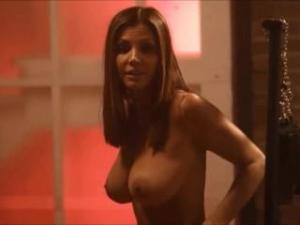 "Video Charisma Carpenter Slow Motion Nude Scene In ""bound"""