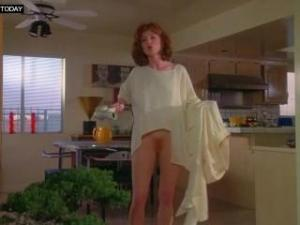 Video Julianne Moore – Shows Her Ginger Bush – Short Cuts (1993)