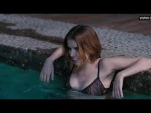 Video Anna Kendrick & Brie Larson - Lingerie & Pokies - Digging For Fire (2015)